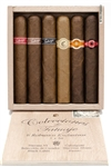 Tatuaje Colecciones de Tatuaje 6 Robusto Exclusivos - 5 x 50 (Includes 1 Each: Havana VI, Seleccion de Cazador, Black Label, Cabaiguan, Nuevitas Jibaro, and Fausto)