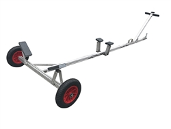 Universal Small Boat Launch Trailer Hand Dolly