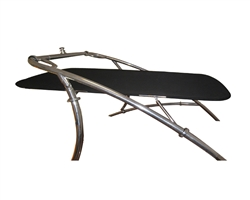 Krypt Flat Cargo Wakeboard Tower Boat Bimini Top