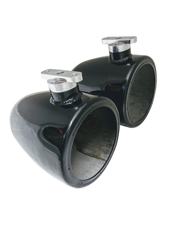 Malibu Illusion X Wakeboard Tower Speaker Cans And Mounts