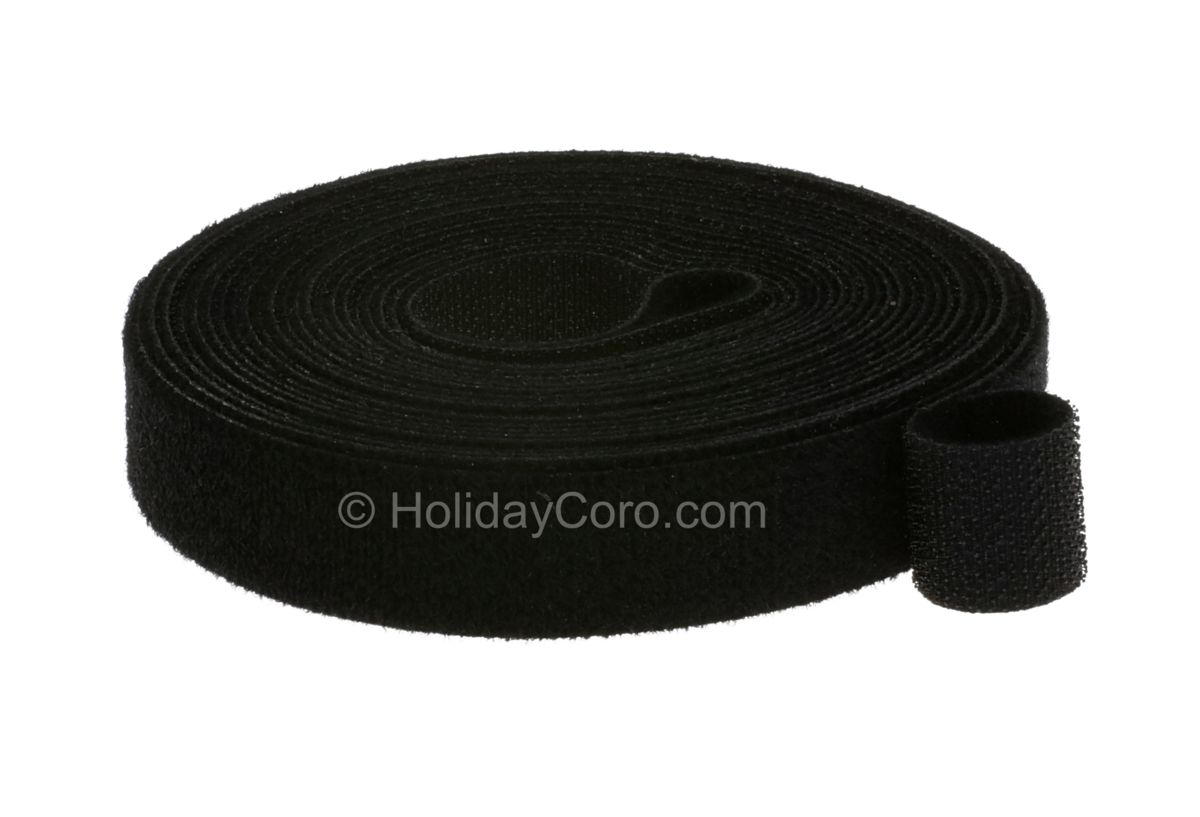 Loop And Hook >> And Loop Velcro Strip 1 Long X 3 4 Wide
