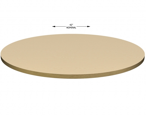 "A-1 White Maple ApplePly - 3/4"" - 42"" diameter"