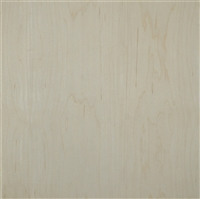 "Maple Appleply Clear Finish 2 Sides 3/4""x22""x48"""