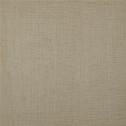 "Maple Appleply Clear Finish 2 Sides 3/4""x22""x48.5"""
