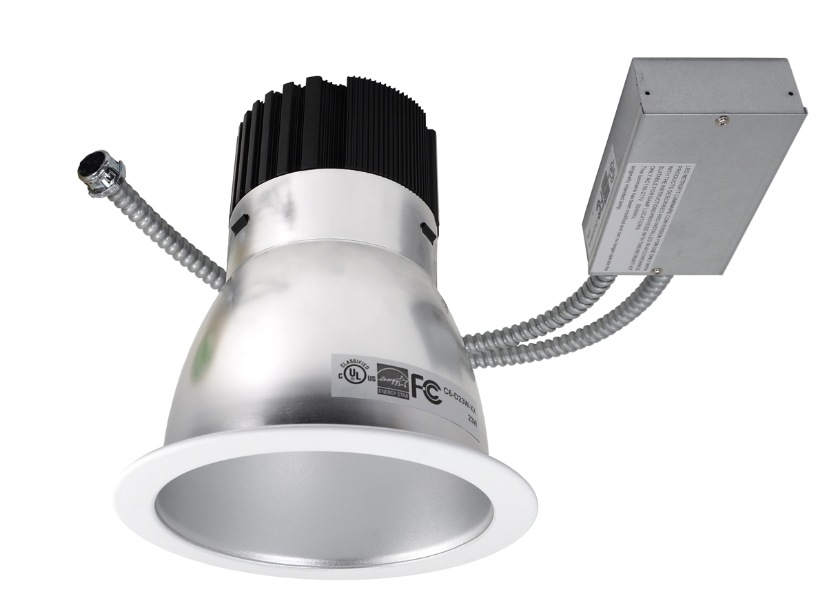 Nicor Cdr8 Sn Commercial Led Downlight 0 10v Dimming Wiring Diagram View Larger Photo