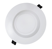 "NICOR CLR8-10-UNV 8"" Commercial Recessed LED Downlight"