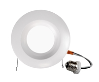 NICOR DCR56 800LM Dimmable Recessed LED Downlight