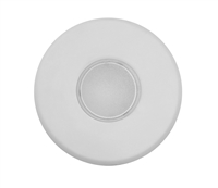 NICOR DLF-10-120 Round SureFit Surface Mount LED Downlight