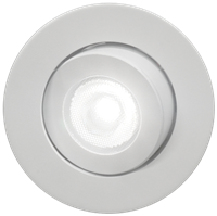 NICOR DLG2-10-120-WH LED Downlight Gimbal