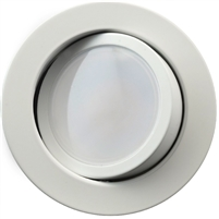 NICOR DLG4-10-120-3K-WH LED Downlight Gimbal