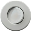 NICOR DLG56-10-120-WH LED Downlight Gimbal