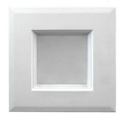 NICOR DLQ4-10-120-WH LED Downlight Square