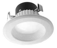 NICOR DLR3-10-120-WH-BF LED Downlight