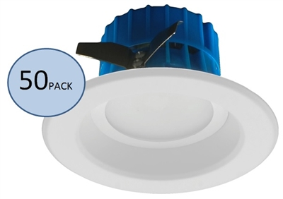 NICOR DLR4-3006 Recessed LED Downlight 50-Pack