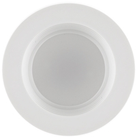 NICOR DLR4-SD-1005-WH Recessed LED Downlight with Sunset Dimming