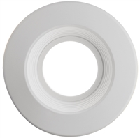 NICOR DLR56-3012-WH-BF Recessed LED Downlight with Baffle