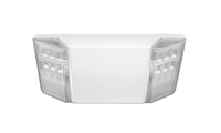 NICOR EML2-10-UNV-WH LED Emergency Light