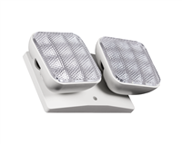 ERH2WH Emergency LED Remote Light Fixture, Double Head