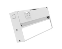 NICOR NUC-5 Series 8-inch Selectable LED Under Cabinet Light