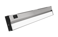 NICOR NUC-5 Series 21-inch Nickel Selectable LED Under Cabinet Light