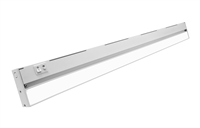 NICOR NUC-5 Series 40-inch Selectable LED Under Cabinet Light