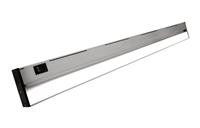 NICOR NUC-5 Series 40-inch Nickel Selectable LED Under Cabinet Light