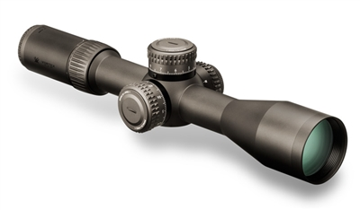 Vortex Razor HD Gen II 4.5-27x56mm Riflescope w/EBR-1C MRAD Reticle,Stealth Shadow Black RZR-42704