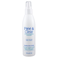 Fragrance Free Hair Spray