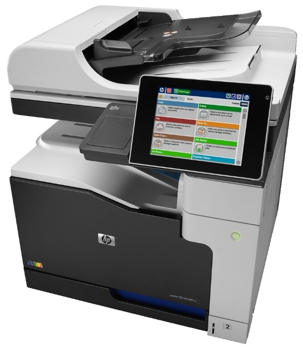 HP LaserJet Enterprise 700 color MFP M775dn CC522A 30 PPM