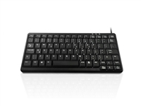 KYB500-K82A-US - Accuratus K82A - USB & PS/2 Premium Mini Scissor Key Keyboard - US ENGLISH