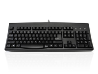 KYBAC260UP-BKUS - Accuratus 260 US - USB & PS/2 Full Size US Layout Professional Keyboard with Contoured Full Height Touch Typing Keys
