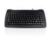 KYBAC5010-PS2BLK - Accuratus 5010 - PS/2 Mini Keyboard with Trackball