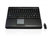 KYBAC540-RFMMBK - Accuratus 540 RF - Wireless 2.4GHz RF Multimedia Mini Keyboard with Touchpad