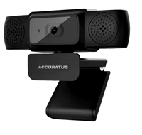 Accuratus V800 - USB - Ultra HD 4K - 3840 x 2160 Resolution USB Webcam