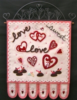 Love Sweet Love (Hanging Version)