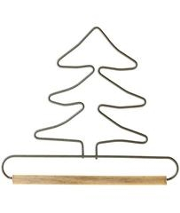 "5"" Tree Holder (Grey)"