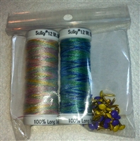 Spring Dreams Pincushion Thread/Embellishment Pack