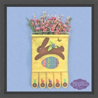 Mini-More Hoppy Spring (Gift Holder & Hanging)