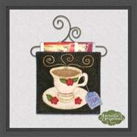 Mini-Me Love My Tea Time Gift Holder