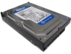 "Western Digital Caviar WD2500AAJS 250GB 8MB Cache 7200RPM SATA 3.0Gb/s 3.5"" Internal Desktop Hard Drive - OEM with 1 Year Warranty"
