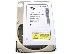 "White Label 2.5"" 150GB 10,000 RPM (10K) 16MB Cache (High Performance) SATA2 Hard Drive w/ 1 Year Warranty"