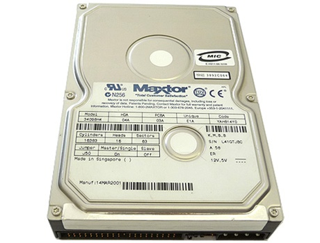 MAXTOR 34098H4 WINDOWS 7 DRIVER DOWNLOAD