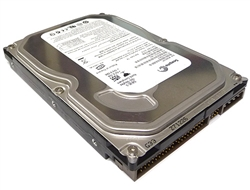"Seagate DB35 Series ST3160215ACE 160GB 7200RPM 2MB IDE/Ultra ATA (PATA) 3.5"" Desktop Hard Drive -  w/ 1 Year Warranty"