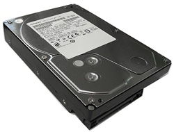 Hitachi Ultrastar A7K1000 HUA722010CLA330 1TB 32MB Cache 7200RPM SATA 3.0Gb/s Hard Drive - w/1 Year Warranty
