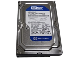 "Western Digital Caviar Blue WD2500AAKX 250GB 7200 RPM 16MB Cache SATA 6.0Gb/s 3.5"" Internal Hard Drive - OEM w/1 Year Warranty"