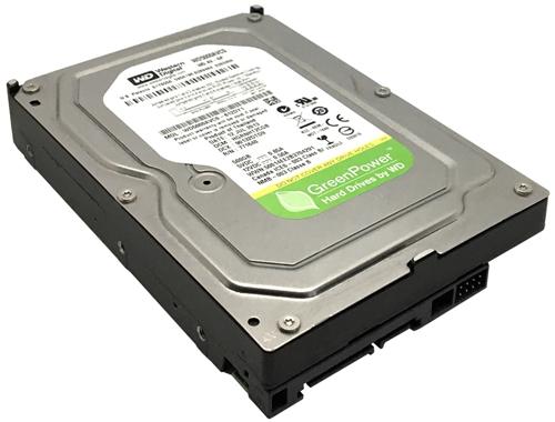 WD5000AVCS WD 500GB AV-GP Hard Drive 3.5-Inch SATA II Intellipower 16MB