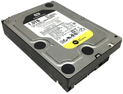 "Western Digital RE (Datacenter Storage) WD1003FBYZ 1TB 7200 RPM 64MB Cache SATA 6.0Gb/s 3.5"" Enterprise Hard Drive - 5 Year Warranty"