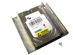 "White Label 750GB 8MB Cache 5400RPM SATA 3.0Gb/s 3.5"" Hard Drive + 2.5"" to 3.5"" Mounting Kit - w/ 1 Year Warranty"