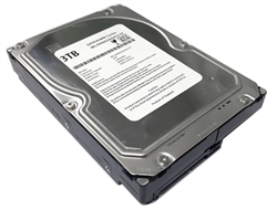 "White Label  3TB 7200RPM 64MB Cache SATA 6.0Gb/s  3.5"" Internal Desktop Hard Drive w/1 Year Warranty"