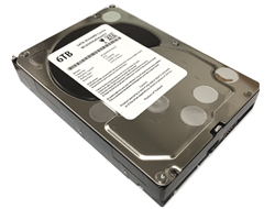 "WL 6TB 64MB Cache 5400RPM SATA III (6.0Gb/s) 3.5"" Internal Surveillance Hard Drive - w/1 Year Warranty"